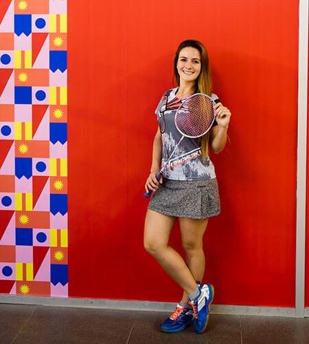 SESC Badminton